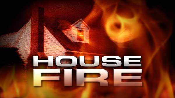 UHFD responds Mutual Aid to House Fire