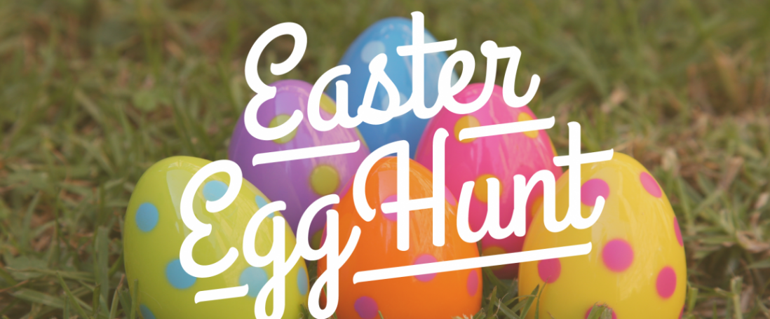 Join us for our Annual Easter Egg Hunt