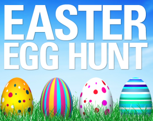 Annual Easter Egg Hunt (April 14th)